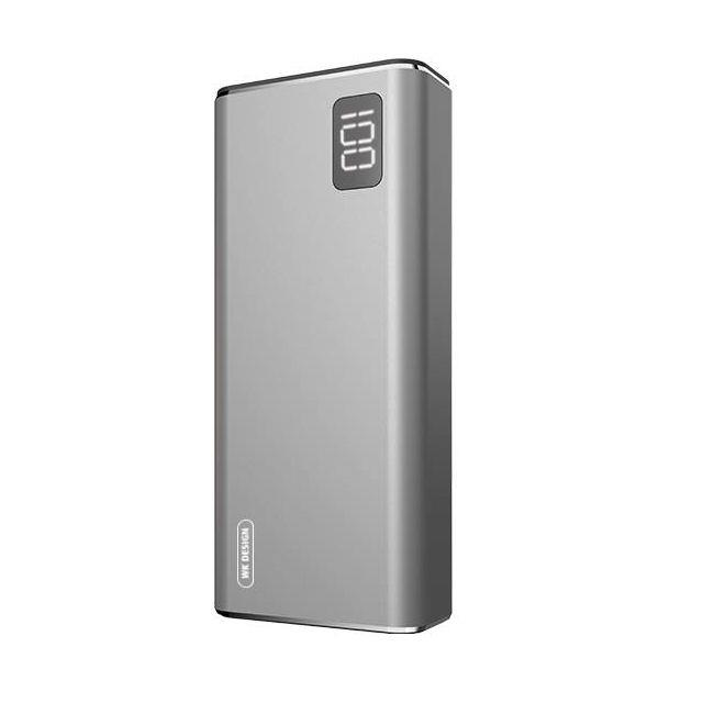 Power Bank WK 10000mAh YOZEE Silver WP-099