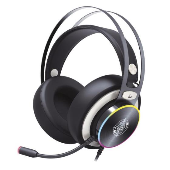 Headphone Zeroground RGB USB 7.1 HD-2800G SOKUN