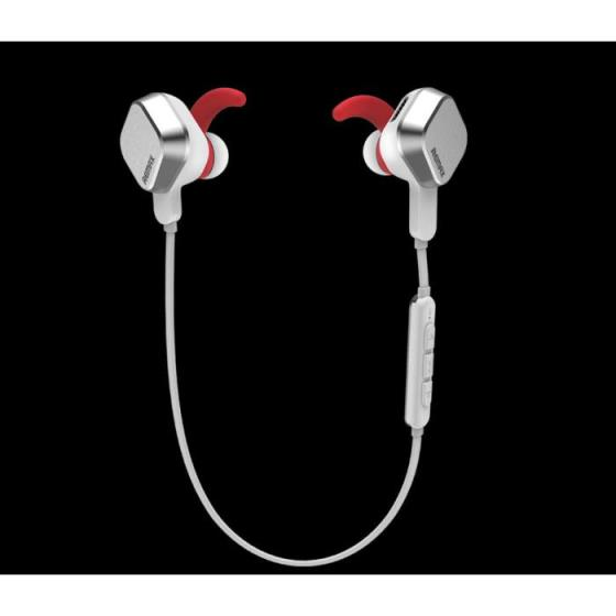 Earphone Remax BT RB-S2 Silver with microphone