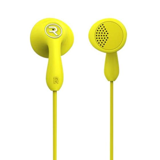 Earphone  Remax RM-301 Candy Yellow
