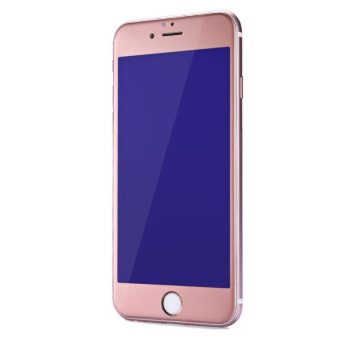 Tempered Glass Remax For i6plus Ganer 3D Full Curved Gold