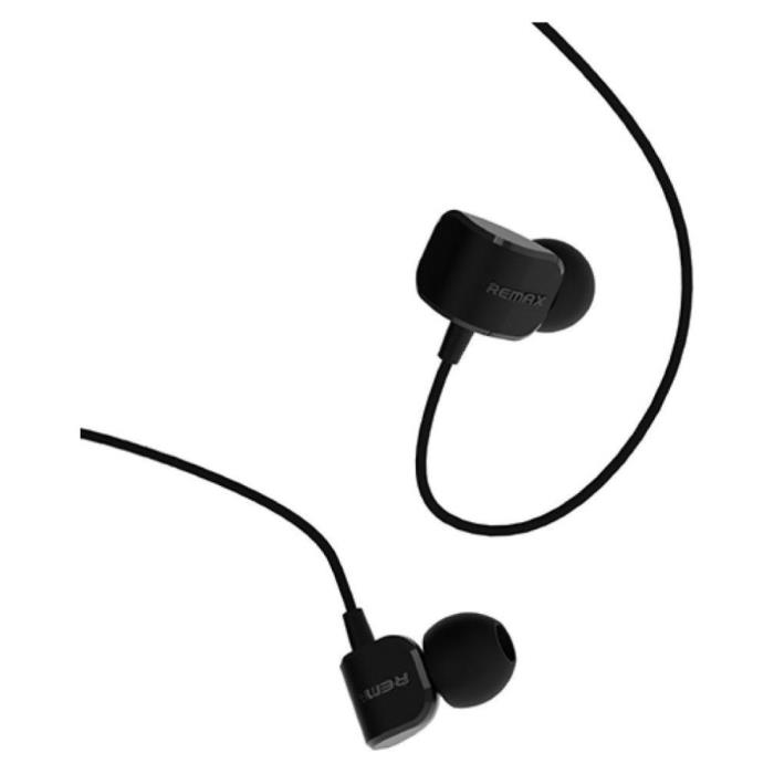 Earphone Remax RM-502 Black