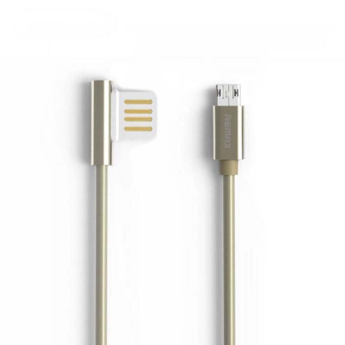 Charging Cable Remax Micro 1m Emperor Gold RC-054m