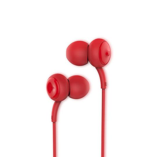 Earphone Remax RM-510 Red