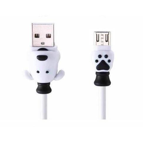 Charging Cable Remax Micro USB White 1m Fortune RC-106m