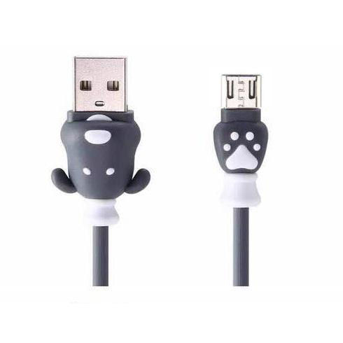 Charging Cable Remax Micro USB Grey 1m Fortune RC-106m