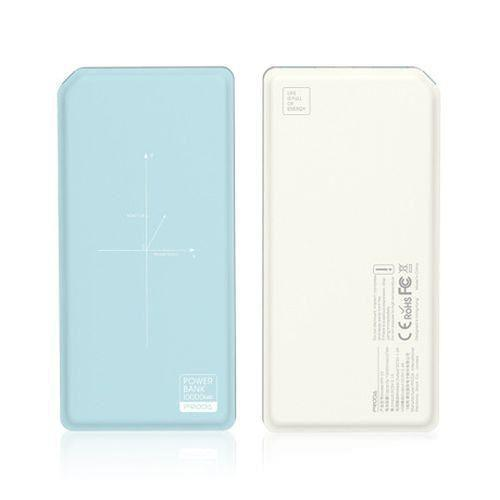 Wireless Power Bank Remax 10000mAh Blue/White Proda E5 PPP-33