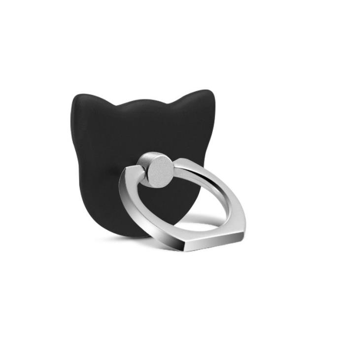 Holder for Smartphone WK Ring Stand WA-S02 Black