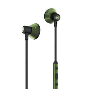 Earphone WK WE-380 Green