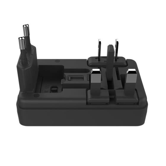 Charger Universal WK WP-U08 Black