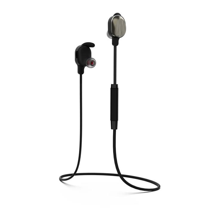 Earphone WK Sporty BT BD350 Black