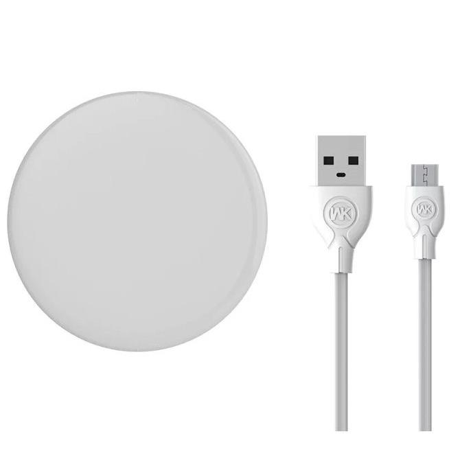 Charger Wireless WK Circle WP-U32 5W White