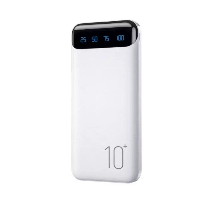 Power Bank WK 10000mAh MINRE White WP-161