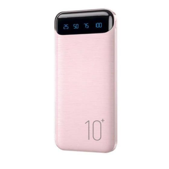 Power Bank WK 10000mAh MINRE Pink WP-161