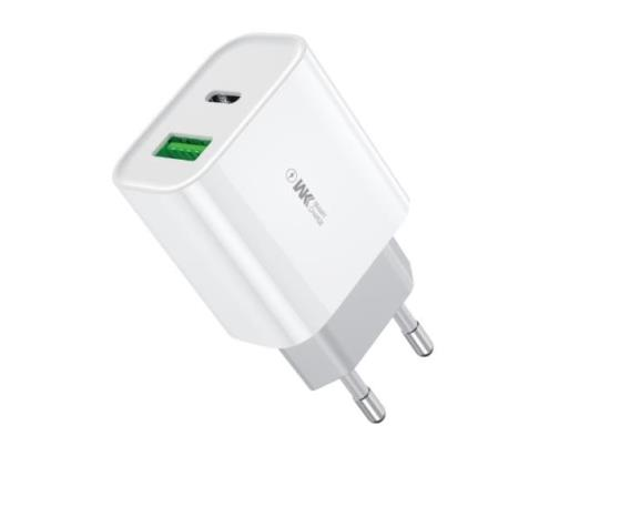 Quick Charger 3.0 + PD 20W WK WP-U53