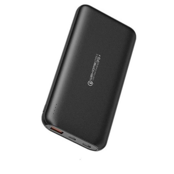Power Bank WK 10000mAh GIFON PD PD+QC3.0 18W Black WP-187